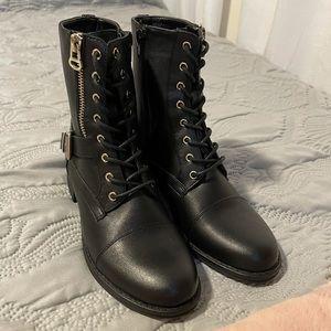 NEW! Call It Spring Combat Winter Boots Sz 6